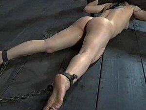 Extreme torture excites chick