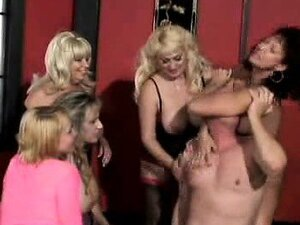 Horny Grannies Strap On Fun