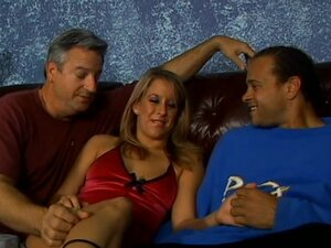 Bisexual guys are fucking with blonde