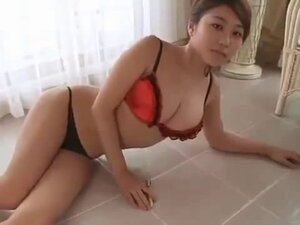 Sweet Asian Woman with Big Boobs