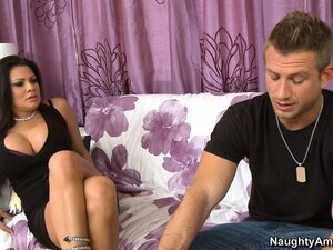 Teri Weigel is tired of her neighbor teasing her so she takes control