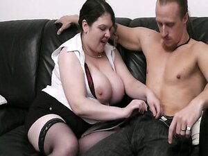 Fat bitch breaks up couple