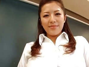 Meisa Hanai Beautiful Japanese teacher
