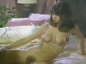 Mesmerizing Retro Pornstar Bridgette Monet Sucks and Fucks a Big Cock