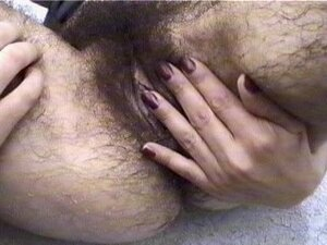 Very hairy pussy - LS12