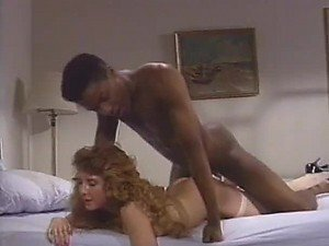Black On Blonde Action Between Peter Lawrence and Tami Monroe