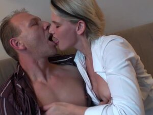 Traude Knopf being fucked in her apartment