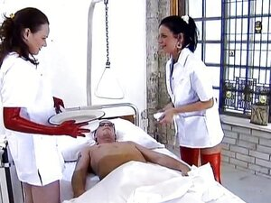 Nurses in heat