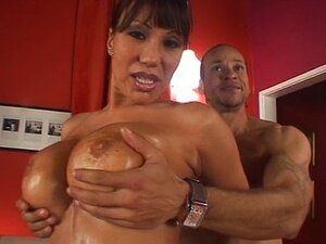 Wet boobs Ava Devine