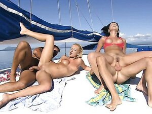Group Sex in Paradise/Angelina Love, Renata Black. Part 3