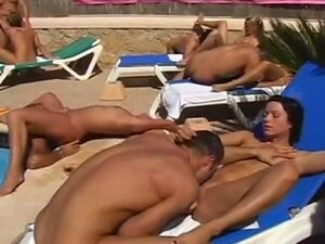 Summertime in Ibiza
